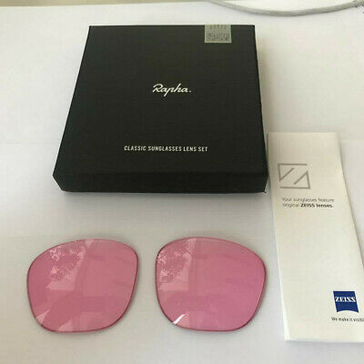 Avere Una Mente Inquisitrice Rapha Classic - Pink Polarized Lens - Spare - New In The Box