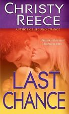 Last Chance (Last Chance Rescue Trilogy 2, Book 3) Reece, Christy Mass Market P