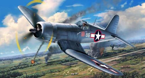 Revell 03983-1//72 Vought F4U-1A Corsair Neu