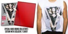 V Magazine 71, Lady Gaga FREE Exclusive T-shirt  Limited Edition  SEALED