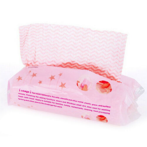 Smoke-Bag Kitchen Non-woven Disposable Cloth Cleaning Cloth Dish Towels YSC