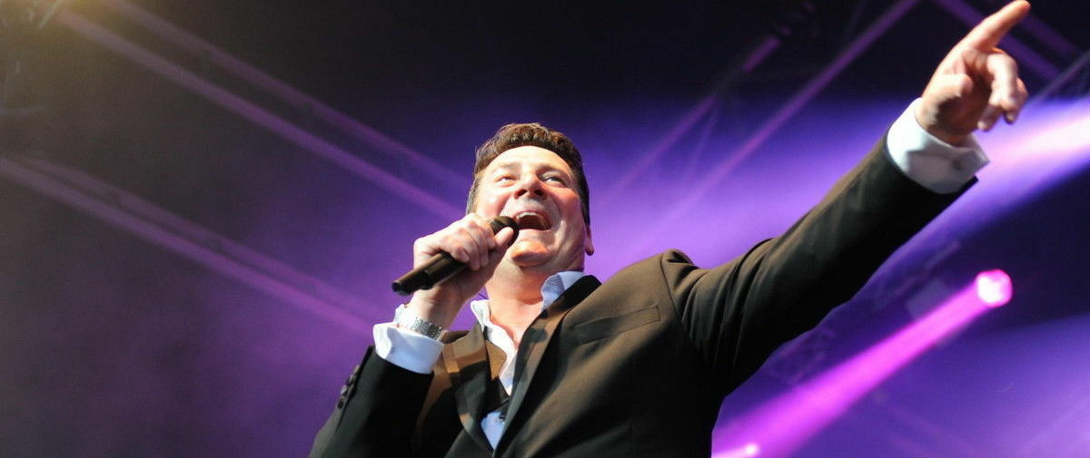 Lost 80s Live featuring Tony Hadley - The Voice Of Spandau Ballet