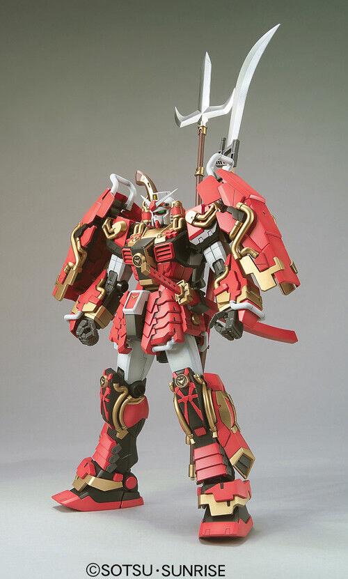 Gundam Shin Musha GUNPLA MG Master Grade 1 100 BANDAI