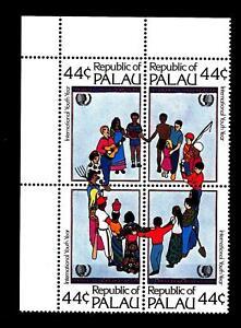 Confiant Palau - 1985 - Anno Internazionale Della Gioventù - (d)