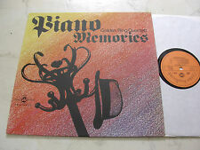 LIBRARY GOLDEN RING QUARTETT Piano Memories feat.WERNER DREXLER,MILAN PILAR u.a.