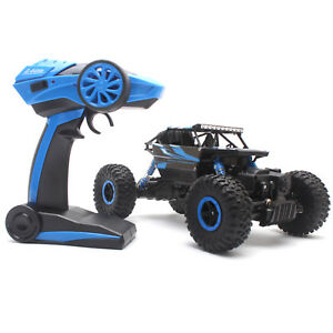 4WD-RC-Monster-Truck-Off-Road-Vehicle-2-4G-Remote-Control-Buggy-Crawler-Car-Blue