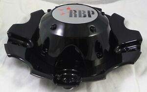RBP Wheels C-218-1 C-218-1-UP Gloss Black Center Cap