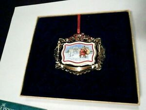 WHITE HOUSE HISTORICAL ASSOCIATION CHRISTMAS ORNAMENT 2011 ...