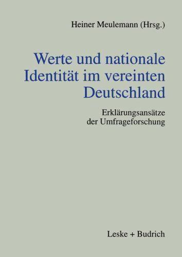 Nationale Identität Deutschland