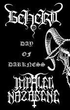 Impaled Nazarene/Beherit - Day of Darkness Festifall, 1991 (Fin), MC (Archgoat)