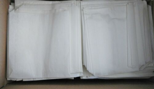 "Specialty Packaging Inc #1201-2 6/"" x 3//4/"" x 6.5/"" Sandwich Bag Plain QTY 2000"