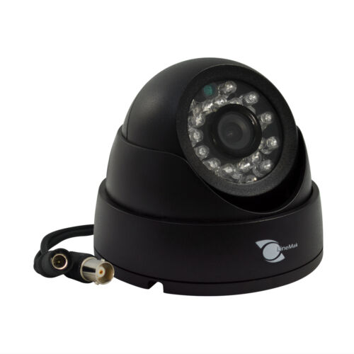 LineMak IR Dome camera 900TVL 24 LEDs. 3.6mm lens 1//3 HD Digital Sensor