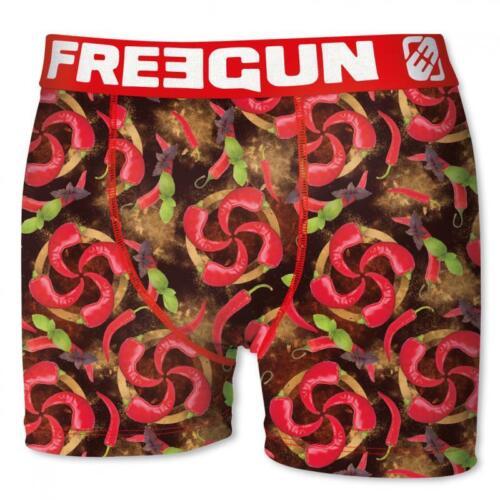 Freegun Red Hot Chillies Underwear Boxer Underwear Athletic Fit