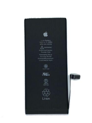 Bateria iPhone 6 6S 6S Plus 7 7 Plus 8 Capacidad Original Adhesivo Salud 100/%