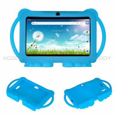 "7 ""pulgadas Quad Core Tablet PC para niños Android 8.1 16GB WIFI Funda incluida"