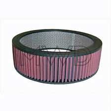 """New High Flow Oil Type Washable/Reusable Air Cleaner Filter Element 14""""x5"""""""