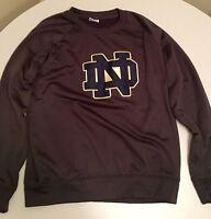 Stadium Athletic Large Notre Dame Fighting Irish NCAA Perfect Condition.
