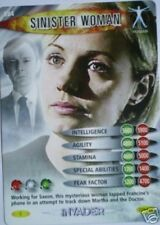 DR WHO INVADER CARD 529 TANYA MINT !!