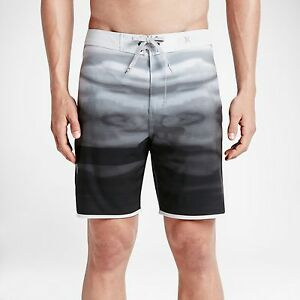 Nike Hurley Phantom Julian Boardshorts Mens Anthracite