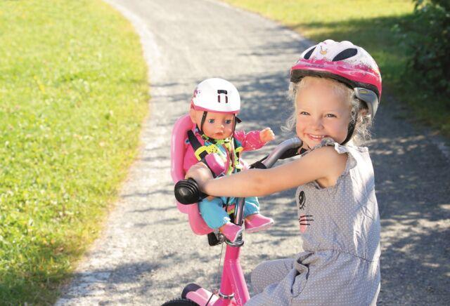 Baby Born Play&Fun Fahrradsitz günstig kaufen Puppen & Zubehör Zapf Creation 823712