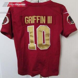 Image is loading NFL-Washington-Redskins-Nike-80th-Anniv-Robert-Griffin- fcef9eaa9
