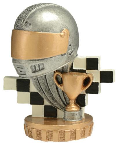 Einzel-Sportpokal mit Gravur 35 Figuren zur Auswahl Biso