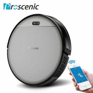 Proscenic-800T-Alexa-Aspirateur-Robot-laveur-de-sol-silencieux-Carte-Navigation