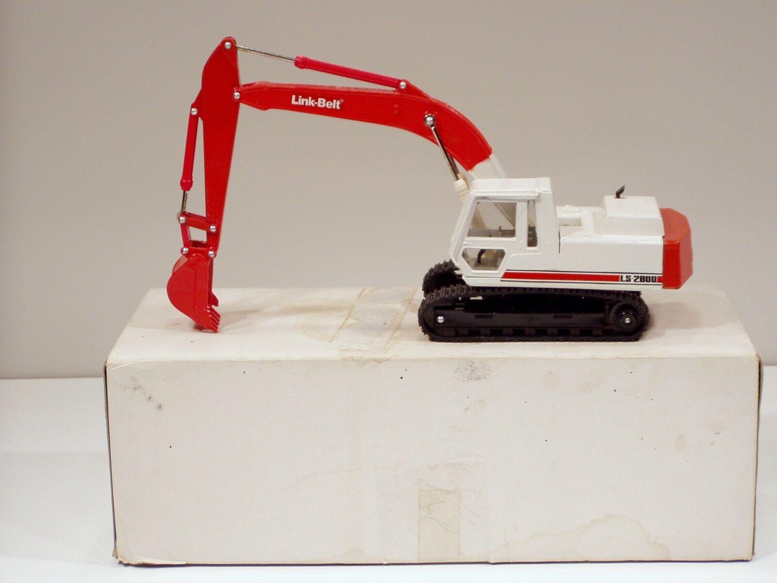 Lien Ceinture LS2800 Excavateur - 1 40 - Modélisation UI-En parfait état, dans sa boîte