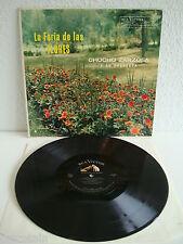 Chucho Zarsosa Y Su Orquesta - La Feria De Las Flores | RCA | VG / VG+ | Vinyl