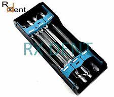 5 PCS Implant Sinus Lift Instruments Kit With Cassette Implant Surgery CK5/BLK5
