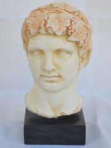 Dionysus Bust- Dionysos God of Wine - Ancient Greece | eBay