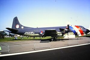 2-270-2-Lockheed-P-3-Orion-Royal-Netherlands-Navy-Kodachrome-Slide
