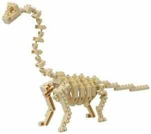 NANOBLOCK-Brachiosaurus-Skeleton-Dino-Micro-Sized-Building-Blocks-Kawada-NBC-114