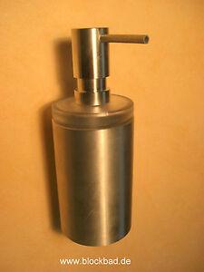 Hewi System 162 Seifenspender aus Edelstahl; 162.06.1105XA | eBay