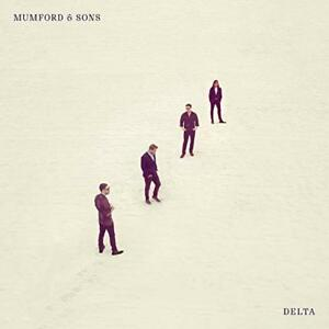 MUMFORD & SONS CD - DELTA (2018) - NEW UNOPENED - ROCK - GLASSNOTE