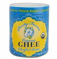 Purity Farms Organic: Organic Ghee Clarified Butter, 7.5 oz (2 Pack)