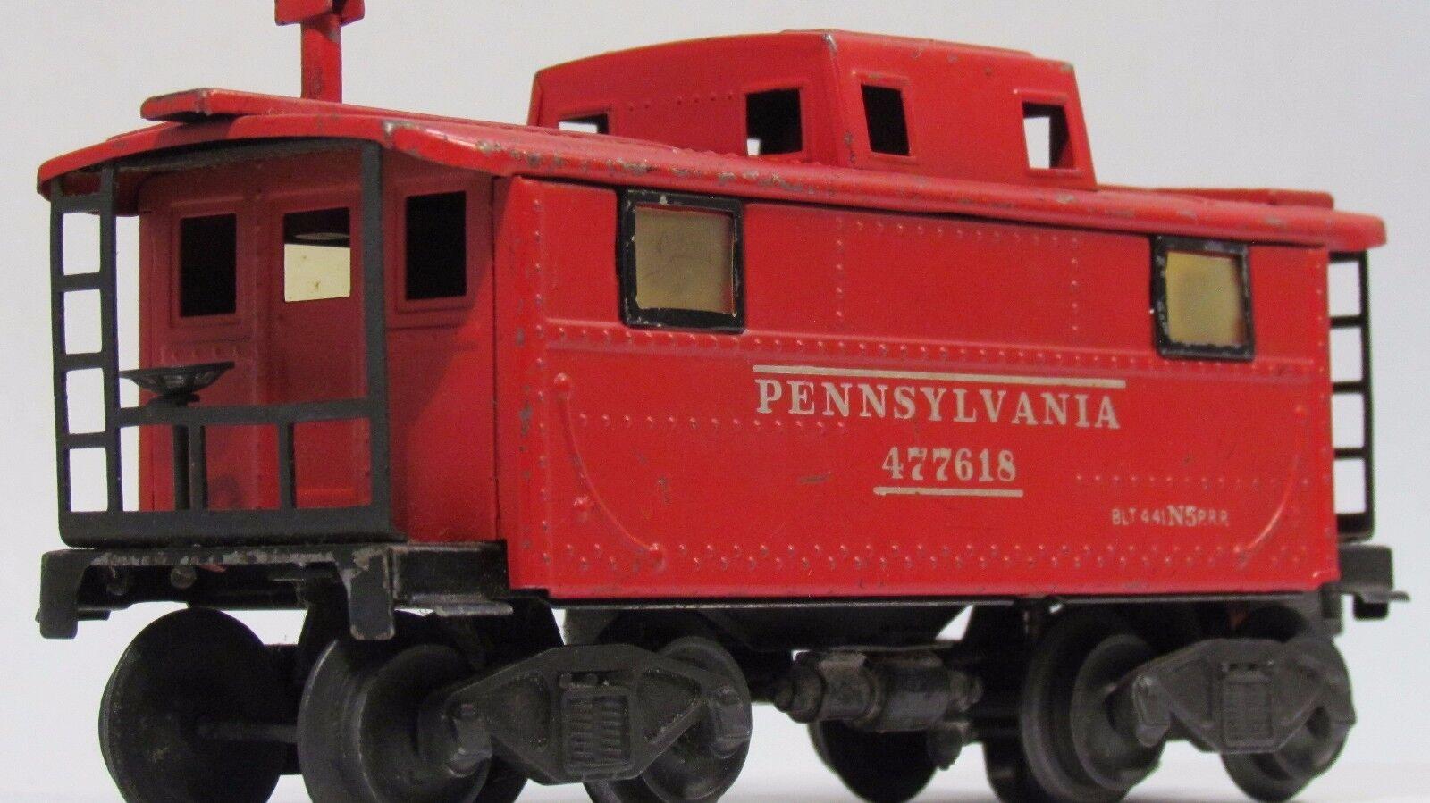 Tren Lionel o calibre  671 [Typec] locomotora y el ténder, Excelente Condición