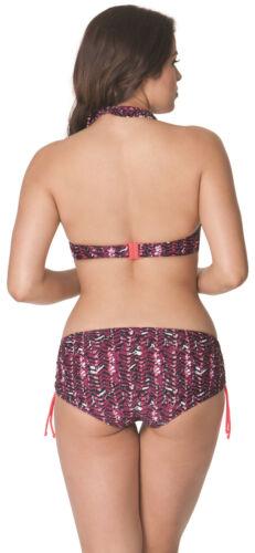 Curvy Kate CS2921 Instinct Halterneck Bikini Top in Cherry Berry
