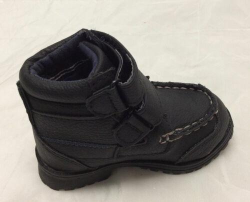 Size US 5,MSRP $42 Black Details about  /NAUTICA Little Boys Black  Boots Shoes