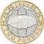 miniatura 49 - UK £ 2 MONETE 1997 - 2020 GB MONETE Due Pound
