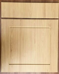Shaker Light Beech Kitchen Unit Cabinet Cupboard Doors Compatible B Q Chilton Ebay