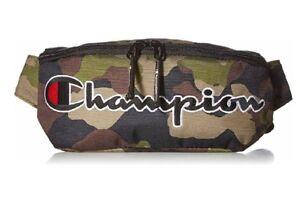4e7e7a1352d440 CHAMPION Men s PRIME 600 Waist Sling Pack CAMOUFLAGE SLING BAG NEW ...