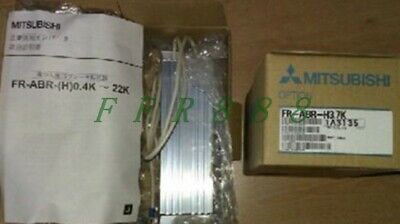 NEW Mitsubishi FR-ABR-H3.7K Transistorized Inverter NEW IN BOX