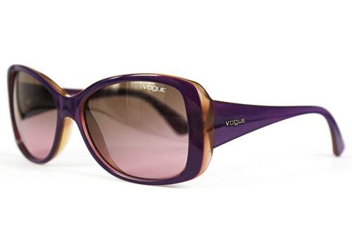 Vogue Damen Sonnenbrille VO2843-S 2268//14 56mm violett 505B  1