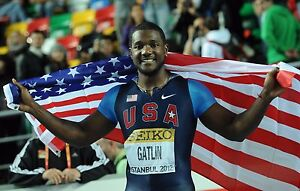 JUSTIN-GATLIN-Poster-OLYMPICS-C-Multiple-Sizes