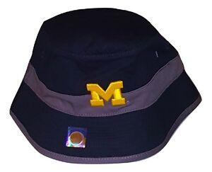 Michigan-Wolverines-Hat-Bucket-Cap