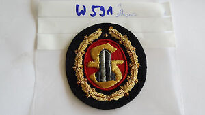 Bundeswehr TTA Munitions Fachpersonal gold schwarz Offizier (w591) - Helvesiek, Deutschland - Bundeswehr TTA Munitions Fachpersonal gold schwarz Offizier (w591) - Helvesiek, Deutschland