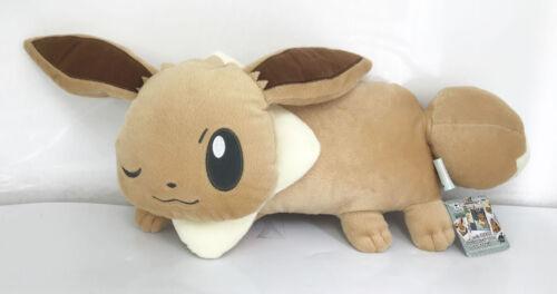 BANPRESTO Pokemon Life with EIEVUI Eevee Pillow Wink 30cm 39066