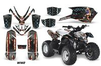 Polaris Outlaw 50 Amr Racing Graphic Kit Wrap Quad Decal Atv All Years Ww2