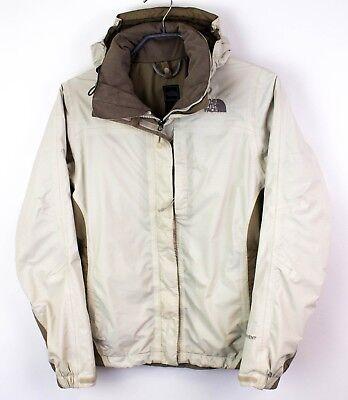 Dettagli su The North Face con cappuccio HyVent uomo cappotto giacca taglia M